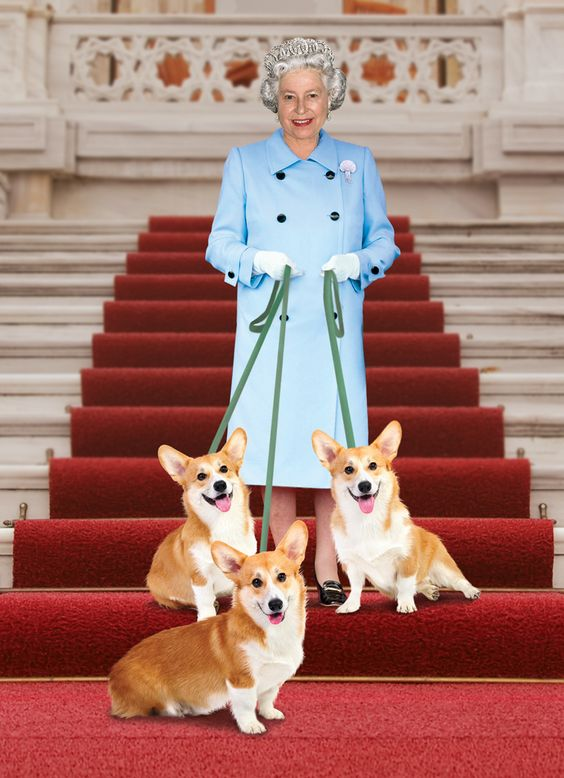A Sapphire Anniversary For A Queen