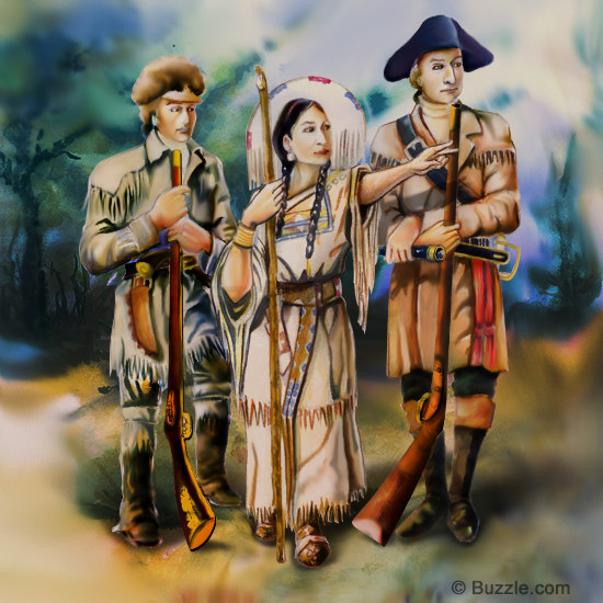 an overview of the journey that changed america sacagawea and the corps of discovery
