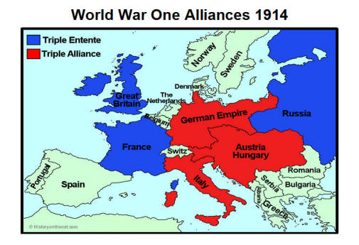 The day us entered world war i youngzine to understand what led to world war i we need to go back to early 20th century a time when european countries were expanding their colonies in parts of gumiabroncs Images