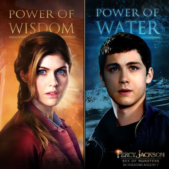 Rick Riordan's Percy and Annabeth: Relatable Heroes | Youngzine