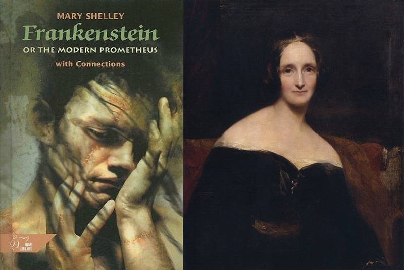 possessing nature the female in frankenstein Online literary criticism sites about frankenstein or  the implications of nature personified as female in mary shelley's frankenstein and charlotte.