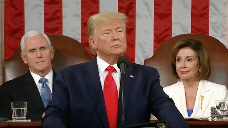 SOTU address 2020