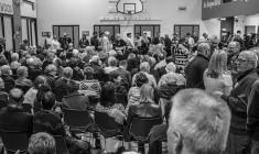 A caucus in Iowa