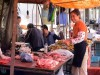 Meat markets in China