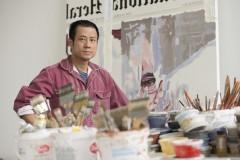 photo of Prof. Xiaoze Xie in his studio