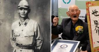 Oldest man alive