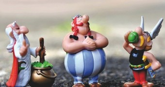 Asterix characters