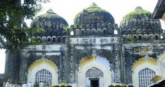 photo of Babri Masjid mosque, India