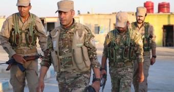 photo of soldier in Turkey