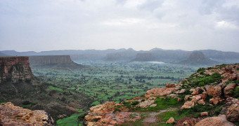 Tigray region of Ethiopia