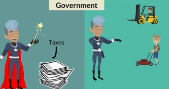 Government stimulus
